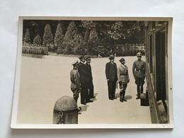 Carte Postale De Propagande Allemande Signature Armistice A Rethondes Juin 1940 Authentique 1 - 1939-45