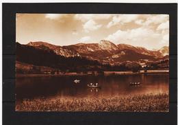 KTM321 POSTKARTE 1920 PUTTERERSEE Mit BOOTEN GEBRAUCHT SIEHE ABBILDUNG - Österreich