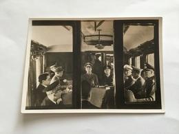 Carte Postale De Propagande Allemande Signature Armistice A Rethondes Juin 1940 Authentique 2 - 1939-45