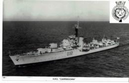 H.M.S Camperdown - Guerre