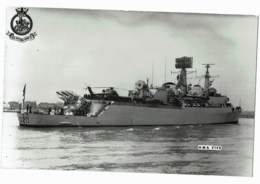 H.M.S Fife - Guerre