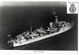 H.M.S  Jutland - Guerre