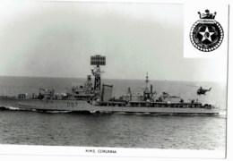 H.M.S Corunna - Guerre