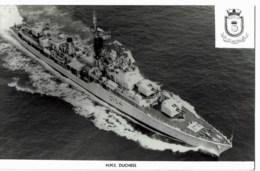H.M.S Duches - Guerre