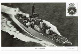 H.M.S Chevron - Guerre