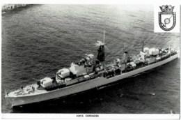 H.M.S Defender - Guerre