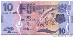 FIJI P. 116 10 D 2012 UNC - Fidji