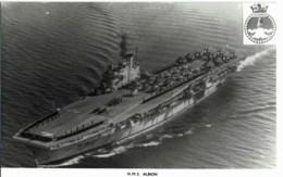 H.M.S Albion - Guerre