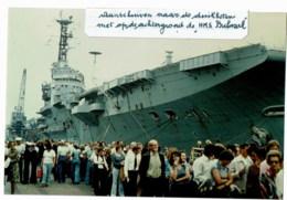 H M S   Bulwark - Bateaux