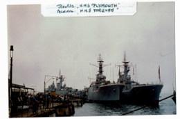 H M S   Plymouth  Torquay - Bateaux