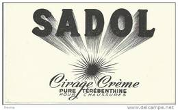 SADOL / CIRAGE CREME / PURE THEREBENTINE - Chaussures