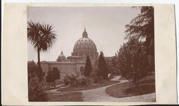 Photo  Ancienne - Vatican - Italie - Vaticano - Italia - Roma - Fotografia - Rome -  Jardin - Lieux