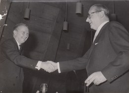 PHOTO ORIGINALE (13x18)    Comité Des Ministres Du Conseil De L Europe - Célébrités