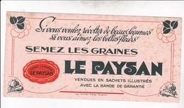 SEMEZ LES GRAINES PAYSANS - Agriculture