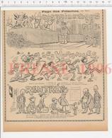 Presse 1906 Humour Ecole Lycée Distribution De Prix Récompense Scolaire Pion Proviseur Econome 223CHV3 - Vieux Papiers
