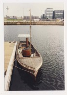 AJ93 Photograph - The African Queen In Liverpool, April 1990 - Boats