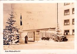München, Kaserne ? Weihnachtsgrüsse, SS - Feldpost - Weltkrieg 1939-45