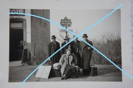 Photo JODOIGNE Arrêt De TRAM VICINAL Tramway 1943 SNCV - Plaatsen