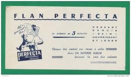 FLAN PERFECTA  / EN 3 MINUTES - Produits Laitiers