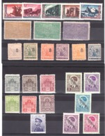 Serbie - Timbres Anciens Neufs * - Cote + 60 - Timbres