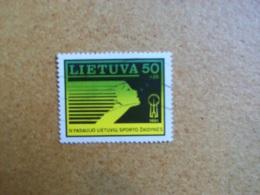 Lituanie - Timbre N° 414 (YT) Oblitéré - Lituanie