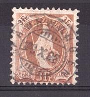 Suisse - 1905/07 - N° 112 Oblitéré - Helvetia Debout - Used Stamps