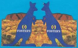 Foster's  Brisbane ( Bd 2140 ) Australien - Bierdeckel