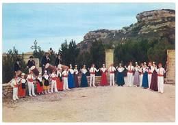 Cpsm Salon De Provence - L'Eissame , Foyer De Culture Provençale ( Costumes, Arlésiennes ) (FO) - Salon De Provence