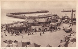 AQ99 Pavilion And Harbour, Ramsgate - Animated - Ramsgate