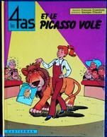Les 4 As  N° 12 - Les 4 As Et Le Picasso Volé - Casterman - ( 1984 ) . - 4 As, Les
