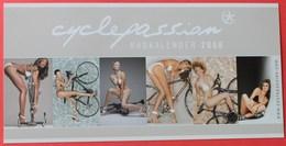 CYCLISME : Carte Publicitaire Cyclepassion, Avec Jolies Femmes Peu Habillées A VOIR - Ciclismo