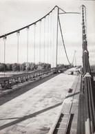 PHOTO ORIGINALE ( 13x18)   Nouveau Pont Sur Le Rhone Entre  Roquemaure Et Orange - Lieux