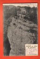 TRH-26  Sommet Du Mont De Baulmes Avec Tampon Mont De Baulmes Alt. 1298m Circulé 1904, Précurseur - VD Waadt