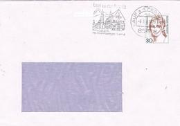 30747. Carta LAUF A. D. PEGNITZ (Alemania Federal)  1987. Kreisstsadt Nurember Land - [7] República Federal