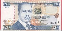 Kenya-- 20 Shillings 1995 ----XF/SUP+ - Kenya