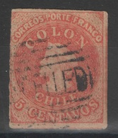 Chili - YT 5 Oblitéré - Chili