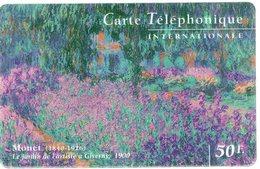 Starphone Monet 50F Le Jardin De L'artiste à Giverny - France