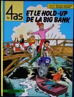 Les 4 As  N° 22 - Les 4 As Et Le Dragon Des Neiges - Casterman - ( 1986 ) . - 4 As, Les