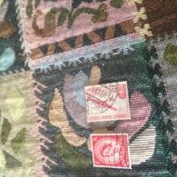 CILE POSTA AEREA ROSSO - Stamps