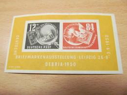 E3096) DDR * Block 7 Debria Ungebr - [6] Democratic Republic
