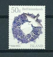 2010 Iceland Christmas,kerst,noël,weihnachten Used/gebruikt/oblitere - 1944-... Republiek