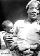 MALI  DJIGUIBOMBO Village DOGON Fêtes Du 22 Septembre 1961  Ed Larmes De Fruits Sauvages (scan Recto-verso)boite Bois 1 - Mali