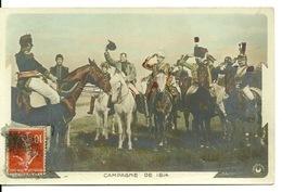 NAPOLEON / CAMPAGNE De 1814    (01/12) - Geschiedenis
