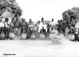 MALI  DJIGUIBOMBO Danses Village DOGON Du 22 Septembre 1961  Ed Larmes De Fruits Sauvages Boite Bois 1 - Mali