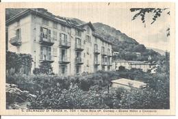 S. DALMAZZO DI TENDA M.704 - VALLE ROIA - GRAND HOTEL E CONVENTO - Cuneo