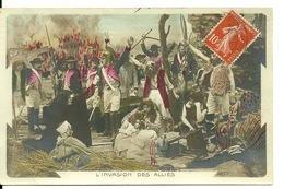 NAPOLEON / L'INVASION DES ALLIES   (01/12) - Histoire