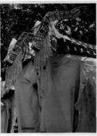 MALI  SANGHA   Village DOGON  Fêtes Du 22 Septembre 1962 Ed Larmes De Fruits Sauvages Boite Bois 1 - Mali