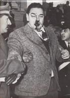 PHOTO ORIGINALE ( 13x18)  Le Neo Faciste Italien GIOVANNI DE TOTTO Malmené Par Les Jeunes Communistes - Célébrités