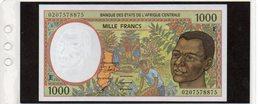 Camerun 1000 Francsi - Cameroun