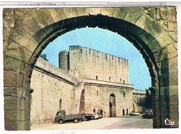 30 AIGUES MORT PORTE INTERIEURE CAMION RENAULT 1967 - Aigues-Mortes